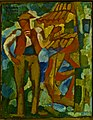 Meunier (c.1915-1916) - Amadeu de Souza-Cardoso (1887-1918) (24915654506).jpg