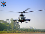 Mi-171Sh helicopter used by Bangladesh Air Force (13).png
