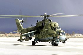 Image illustrative de l'article Mil Mi-24