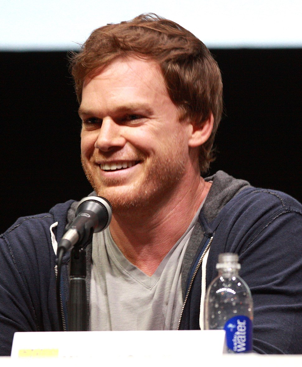 Michael C. Hall by Gage Skidmore