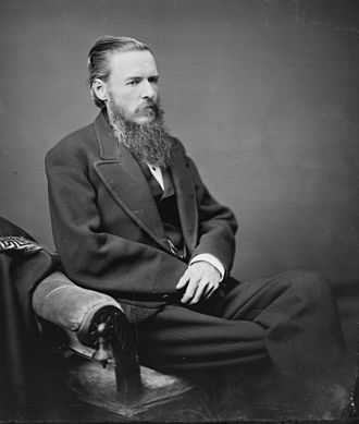 Samuel J. Randall - Michael C. Kerr defeated Randall in the election for Speaker in 1875, but died in 1876.