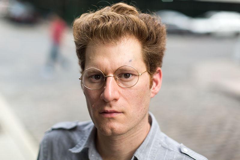 File:Michael Mandiberg in NYC 4.jpg