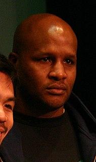 Michael Moorer American boxer