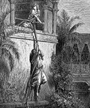 Michal - Gustave Doré (1865)