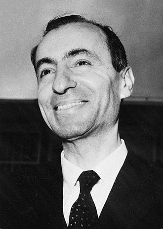 Michel Aflaq - Michel Aflaq in 1963