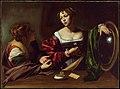 Michelangelo Merisi da Caravaggio - Martha and Mary Magdalene - 73.268 - Detroit Institute of Arts.jpg