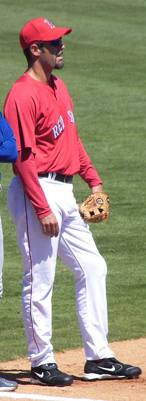 Mike Lowell - Lowell in spring 2007.