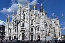 Photographie du Dôme de Milan