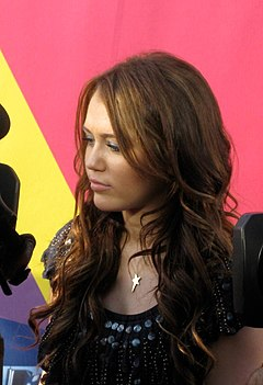 Miley Cyrus 2008 MTV VMA