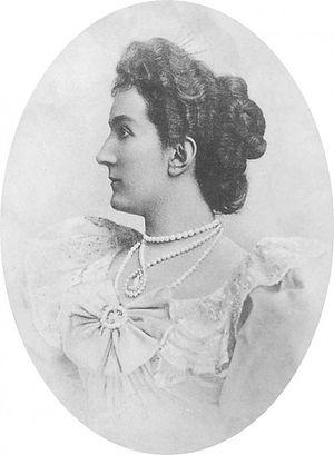 Princess Milica of Montenegro