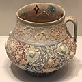Minai-ware jug - Kashan - 12th-13th century - IMJ B64-09-3681.jpeg