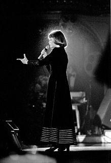 Mireille Mathieu French singer, recording artist, entertainer