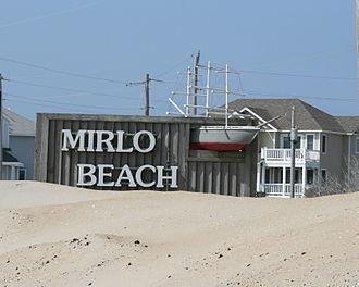 Rodanthe, North Carolina - Mirlo Beach