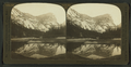 Mirror Lake and Cap of Liberty, Yosemite Valley, by H.C. White Co..png