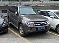 Mitsubishi Pajero CN Spec V6 3.0L(After First Minor change)11.jpg