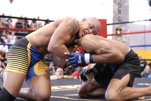 Mixed martial arts at Fort Benning