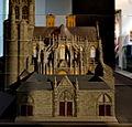 Modèle de la Cathédrale Saint-Lambert, Grand Curtius, Liège2.JPG