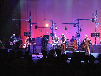 Modest Mouse - Modest Mouse performing in 2007