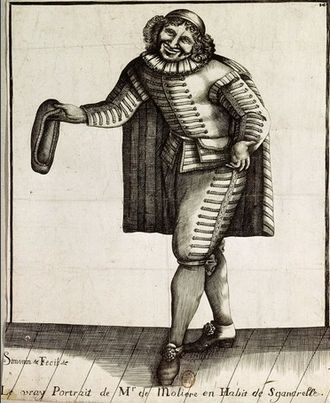 The Imaginary Cuckold - Molière as Sganarelle