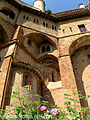 Monastery of St Benedict in Subiaco, Italy.jpg