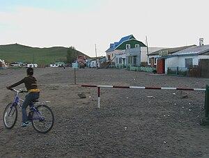Tsenkher - Tsenkher sum center, 2006