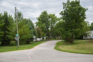 Monmouth, Indiana Unincorporated community in Indiana, United States