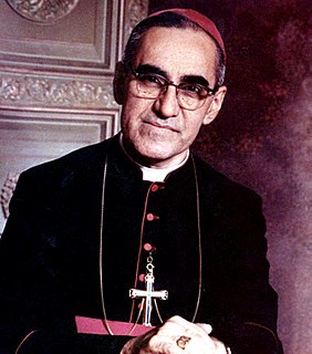 Óscar Romero 20th-century archbishop of San Salvador