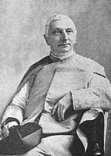 Thomas Scott Preston Roman Catholic Vicar-General of New York