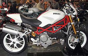Ducati Monster Wikipedia