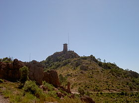 image illustrative de l'article Mont Vinaigre (Esterel)
