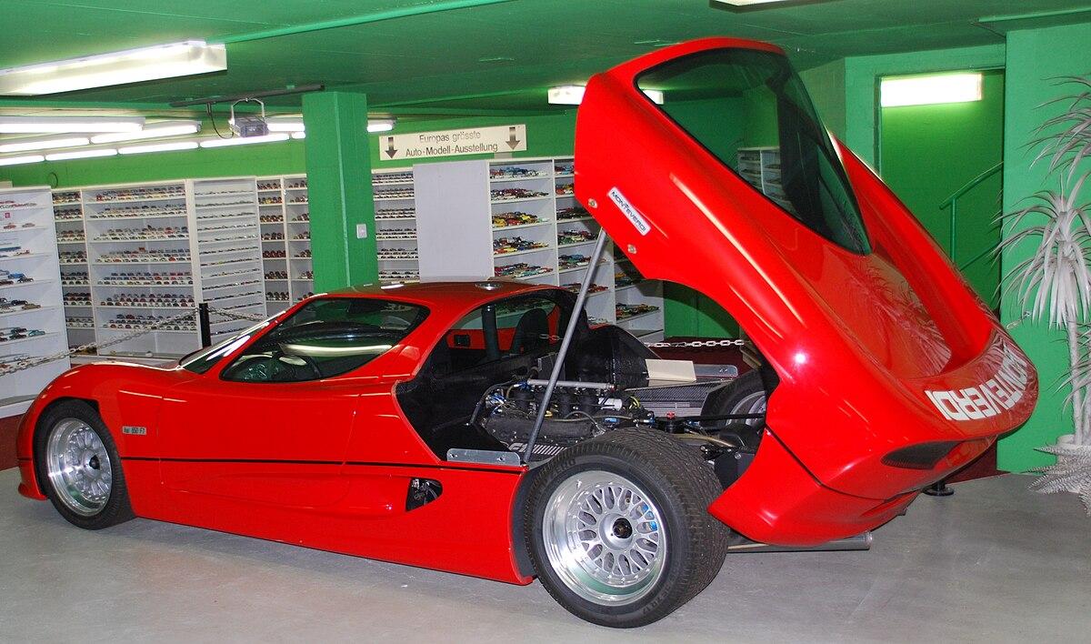6 Speed Transmission >> Monteverdi Hai 650 F1 - Wikipedia