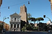Monti - Chiesa di S. Caterina a Magnanapoli e Torre delle Milizie b.jpg