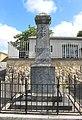 Monument aux morts de Bonnemazon (Hautes-Pyrénées) 1.jpg