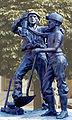 Monumento al minero jubilado Turón Asturias.jpg