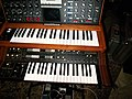 Moog Voyager, Yamaha CS-15D Dual Channel Synthesizer.jpg