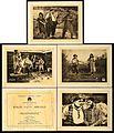 Moonshine (Paramount, 1918). Title Lobby Card and Lobby Cards (11 X 14).jpg