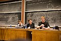 Moot, Randall Munroe, and Ryan North at ROFLcon 2008.jpg