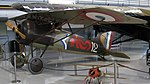 Morane-Saulnier AI, Fantasy Of Flight Museum.jpg