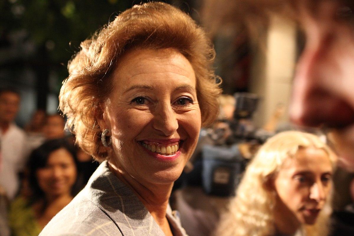 Letizia moratti wikipedia la enciclopedia libre for Politica italiana wikipedia