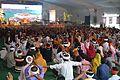 Morning Prayers - Rawatpura Sarkar Ashram - Chitrakoot - Satna 2014-07-06 7020.JPG