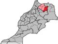 Morocco, region Taza-Al Hoceima-Taounate, province Guercif.png