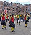 Morris dancers, York (26327123370).jpg