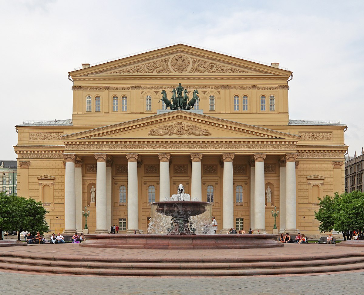 Image result for Bolshoi Theater