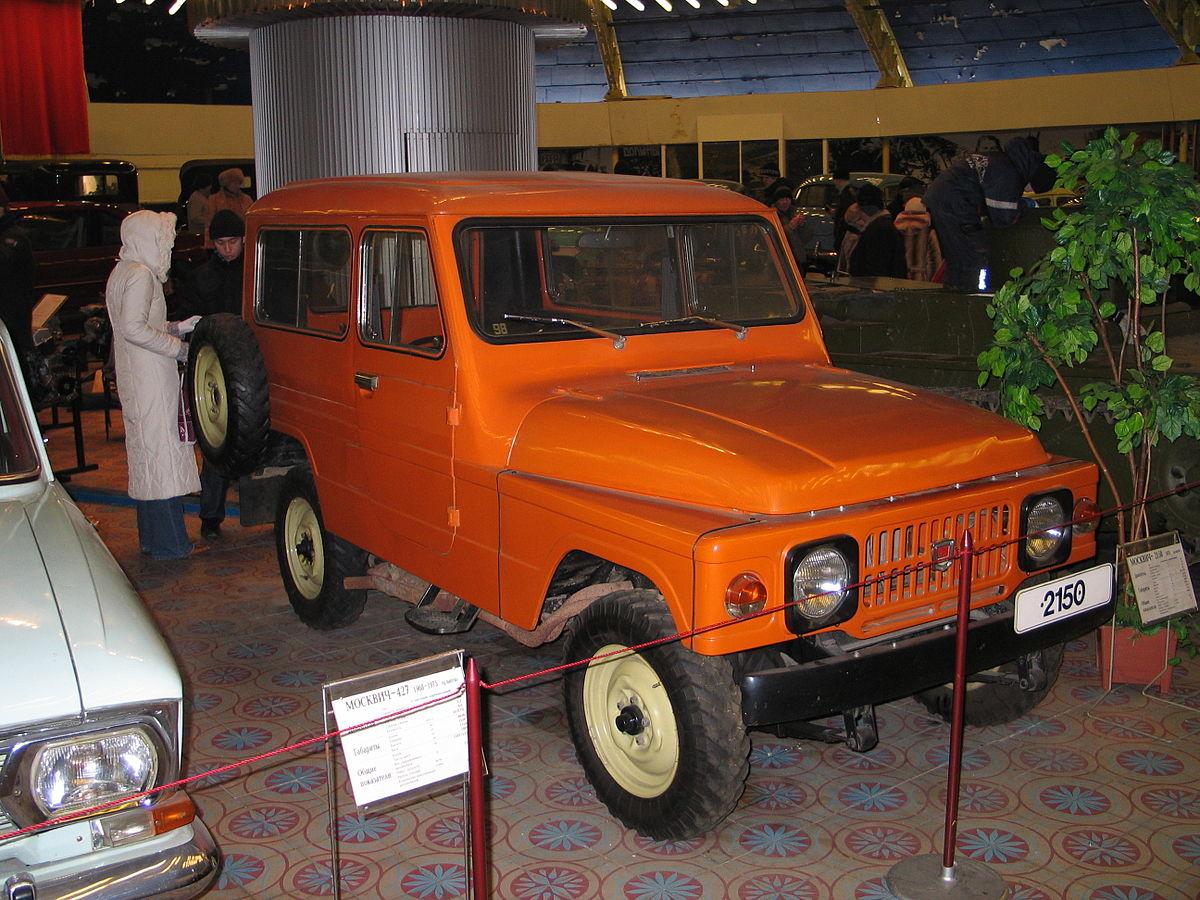 Москвич-415 — Википедия