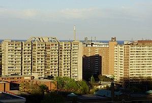 Moss Park - Image: Moss Park Buildings Toronto