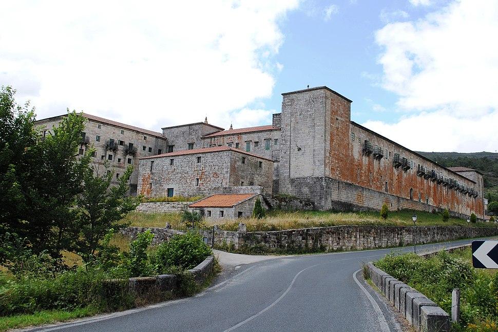 Mosteiro de Oseira, exterior