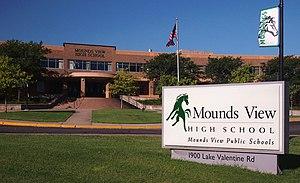 Arden Hills, Minnesota - Mounds View High School