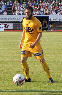 Mounir Hamoud Norwegian footballer
