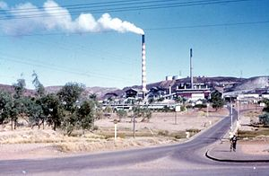 Gulf Country - Mount Isa Mines, 1962
