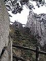 Mount Zherenfeng in Tiantangzhai Forest Park 1.JPG